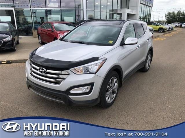 2014 Hyundai Santa Fe Sport  (Stk: P1028) in Edmonton - Image 2 of 27