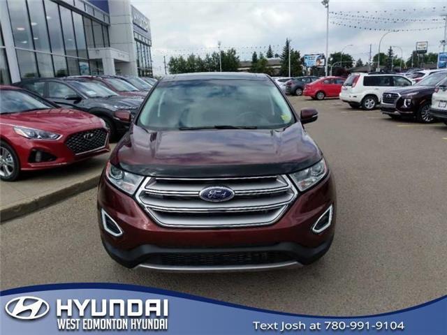 2016 Ford Edge SEL (Stk: P1033) in Edmonton - Image 3 of 22