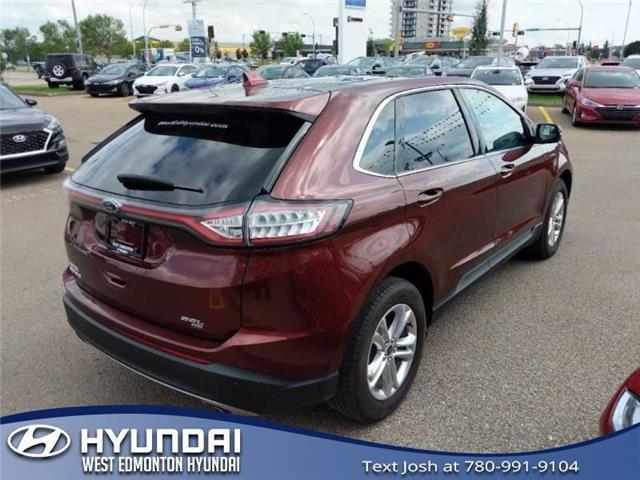 2016 Ford Edge SEL (Stk: P1033) in Edmonton - Image 6 of 22