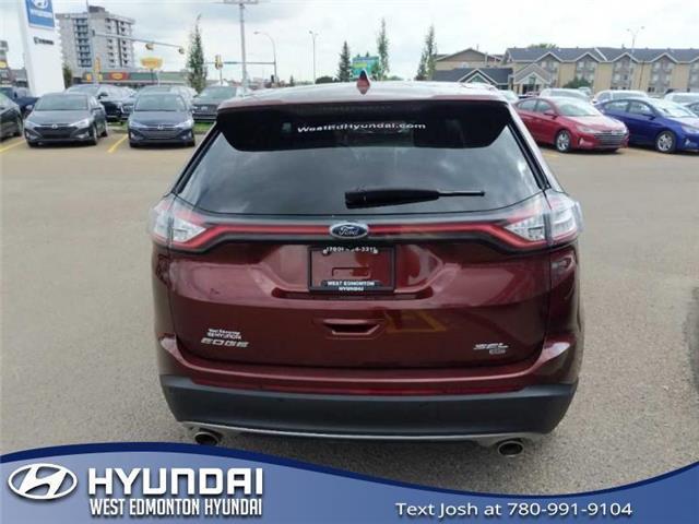 2016 Ford Edge SEL (Stk: P1033) in Edmonton - Image 7 of 22