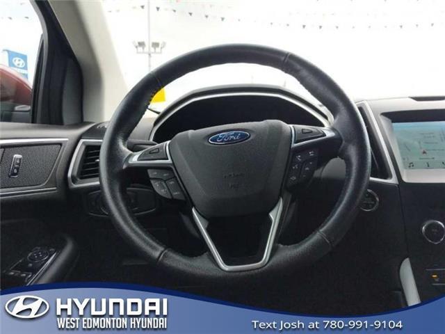 2016 Ford Edge SEL (Stk: P1033) in Edmonton - Image 12 of 22