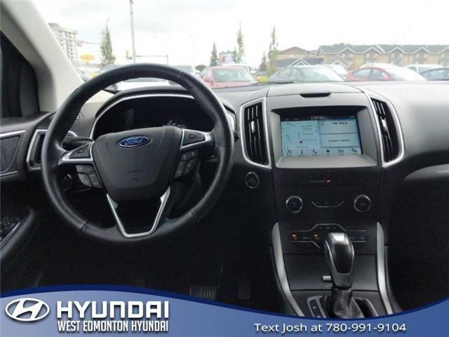 2016 Ford Edge SEL (Stk: P1033) in Edmonton - Image 13 of 22