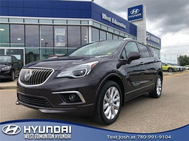 2017 Buick Envision Premium II (Stk: 7508A) in Edmonton - Image 1 of 30