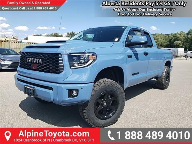2019 Toyota Tundra TRD Sport Package (Stk: X778018) in Cranbrook - Image 1 of 24