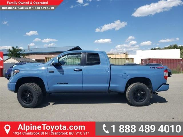 2019 Toyota Tundra TRD Sport Package (Stk: X778018) in Cranbrook - Image 2 of 24