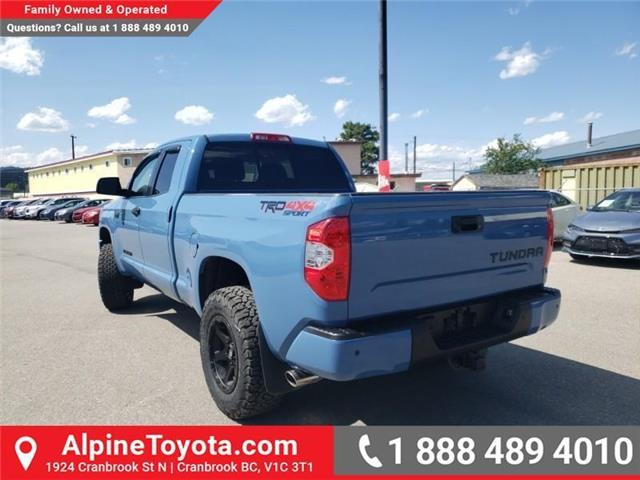 2019 Toyota Tundra TRD Sport Package (Stk: X778018) in Cranbrook - Image 3 of 24