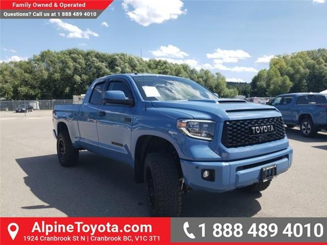 2019 Toyota Tundra TRD Sport Package (Stk: X778018) in Cranbrook - Image 7 of 24