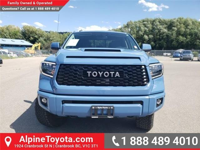 2019 Toyota Tundra TRD Sport Package (Stk: X778018) in Cranbrook - Image 8 of 24