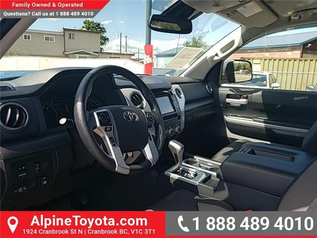 2019 Toyota Tundra TRD Sport Package (Stk: X778018) in Cranbrook - Image 9 of 24