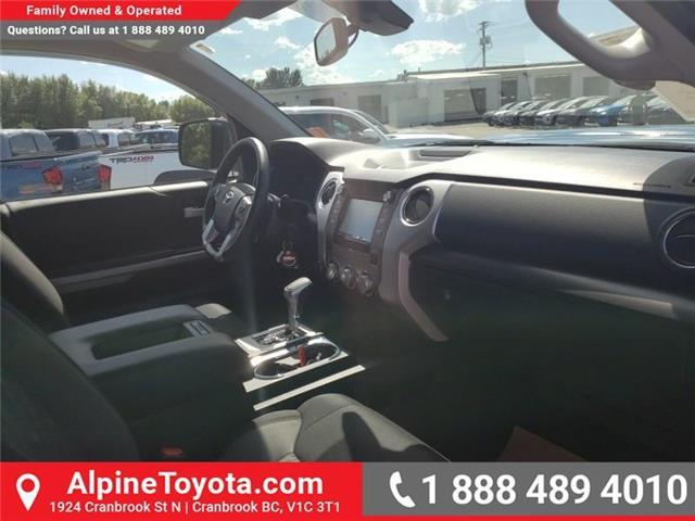 2019 Toyota Tundra TRD Sport Package (Stk: X778018) in Cranbrook - Image 11 of 24