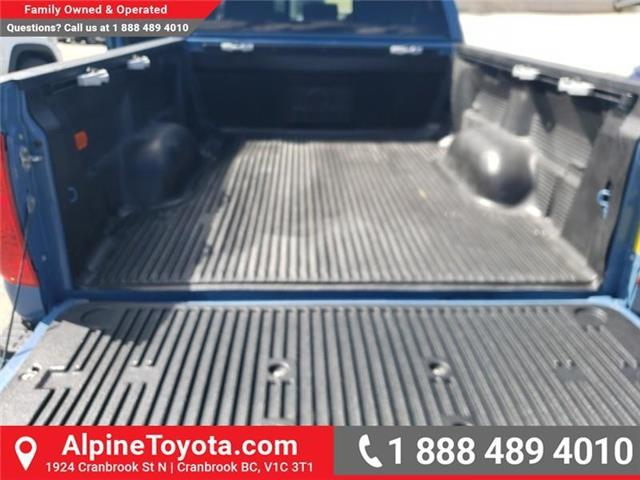 2019 Toyota Tundra TRD Sport Package (Stk: X778018) in Cranbrook - Image 21 of 24