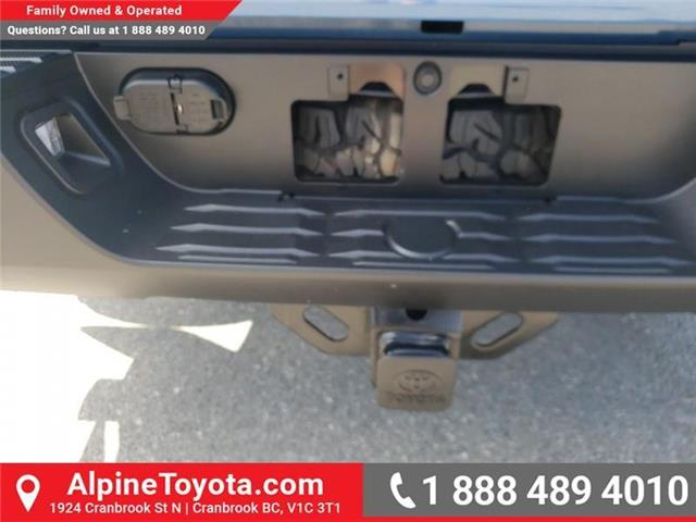 2019 Toyota Tundra TRD Sport Package (Stk: X778018) in Cranbrook - Image 22 of 24