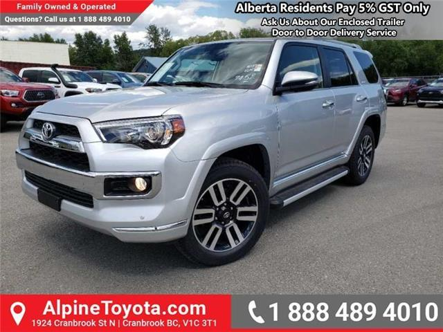 2019 Toyota 4Runner SR5 (Stk: 5700876) in Cranbrook - Image 1 of 22