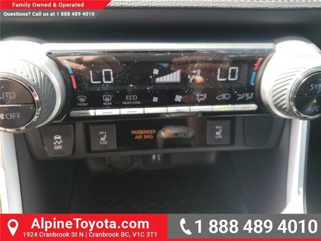2019 Toyota RAV4 XLE (Stk: C012640) in Cranbrook - Image 21 of 25