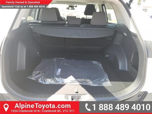 2019 Toyota RAV4 XLE (Stk: C012640) in Cranbrook - Image 23 of 25