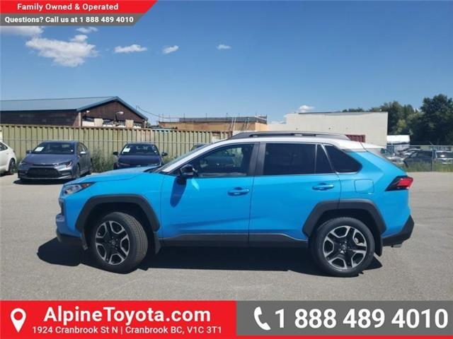 2019 Toyota RAV4 Trail (Stk: C015193) in Cranbrook - Image 2 of 26