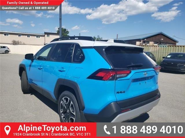 2019 Toyota RAV4 Trail (Stk: C015193) in Cranbrook - Image 3 of 26
