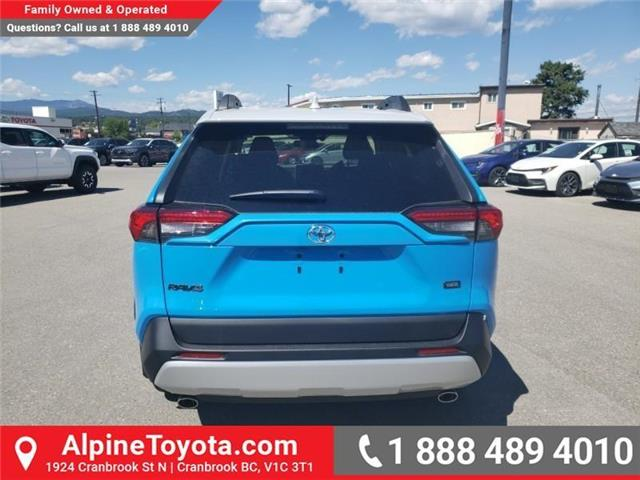 2019 Toyota RAV4 Trail (Stk: C015193) in Cranbrook - Image 4 of 26