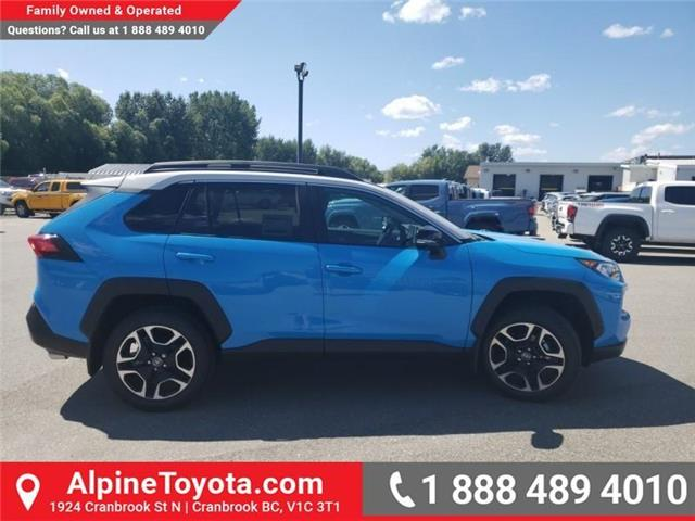 2019 Toyota RAV4 Trail (Stk: C015193) in Cranbrook - Image 6 of 26