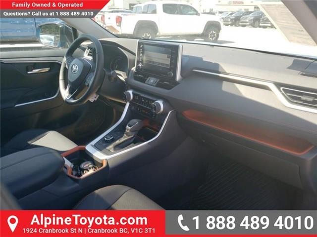 2019 Toyota RAV4 Trail (Stk: C015193) in Cranbrook - Image 11 of 26