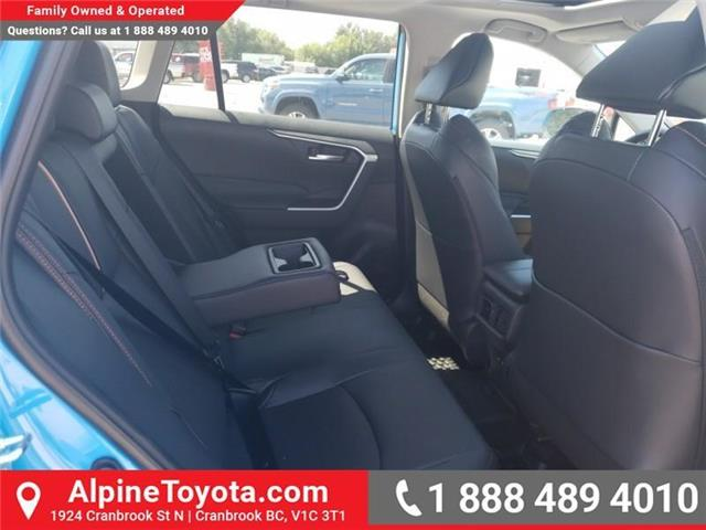 2019 Toyota RAV4 Trail (Stk: C015193) in Cranbrook - Image 12 of 26