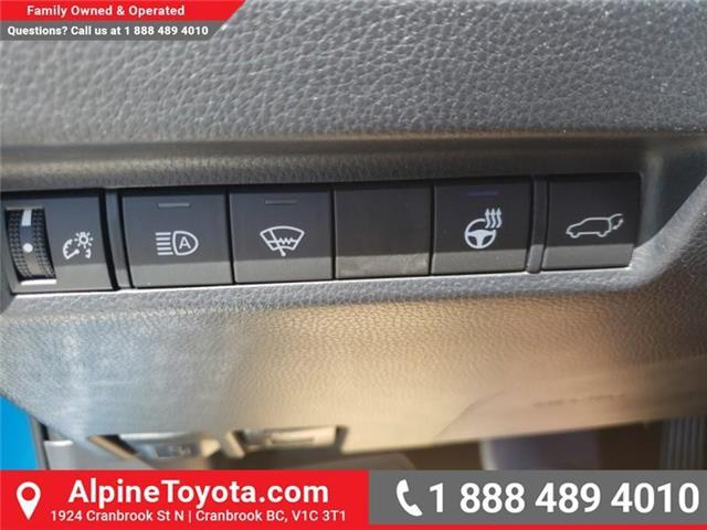 2019 Toyota RAV4 Trail (Stk: C015193) in Cranbrook - Image 18 of 26