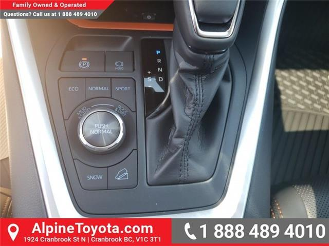 2019 Toyota RAV4 Trail (Stk: C015193) in Cranbrook - Image 19 of 26