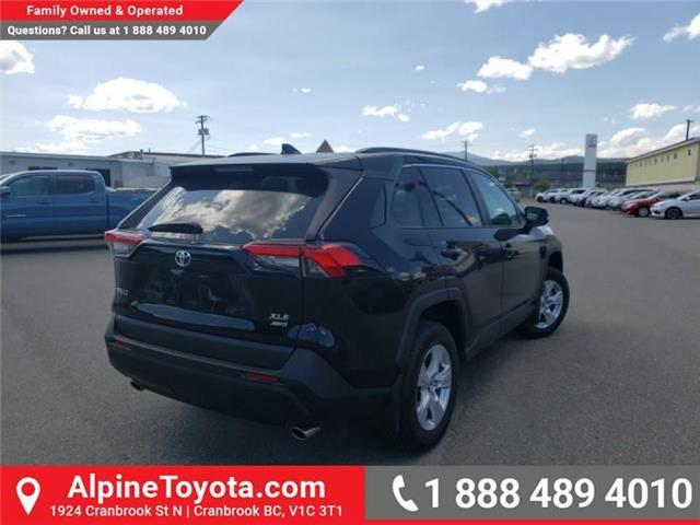 2019 Toyota RAV4 XLE (Stk: W059710) in Cranbrook - Image 5 of 25