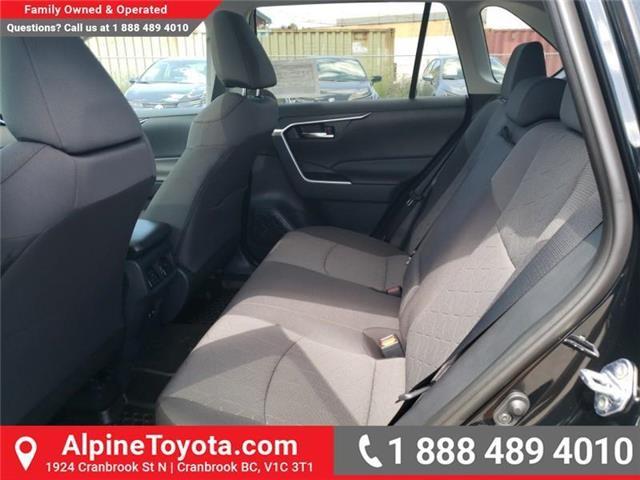 2019 Toyota RAV4 XLE (Stk: W059710) in Cranbrook - Image 13 of 25