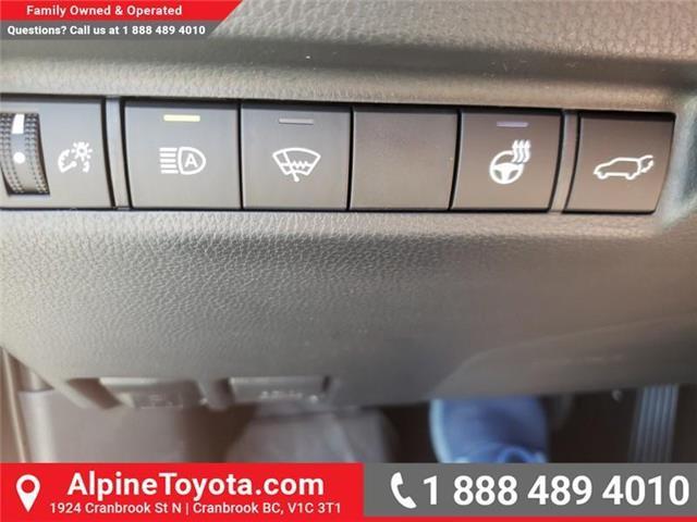 2019 Toyota RAV4 XLE (Stk: W059710) in Cranbrook - Image 17 of 25