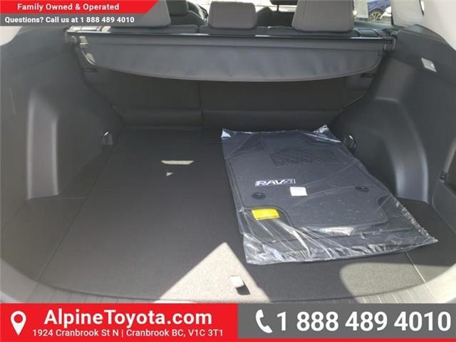 2019 Toyota RAV4 XLE (Stk: W059710) in Cranbrook - Image 23 of 25