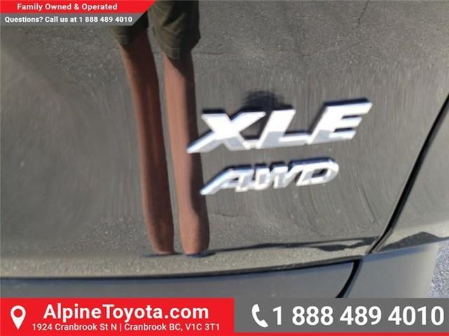 2019 Toyota RAV4 XLE (Stk: W059710) in Cranbrook - Image 24 of 25