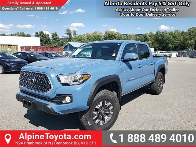 2019 Toyota Tacoma TRD Off Road (Stk: X200651) in Cranbrook - Image 1 of 25