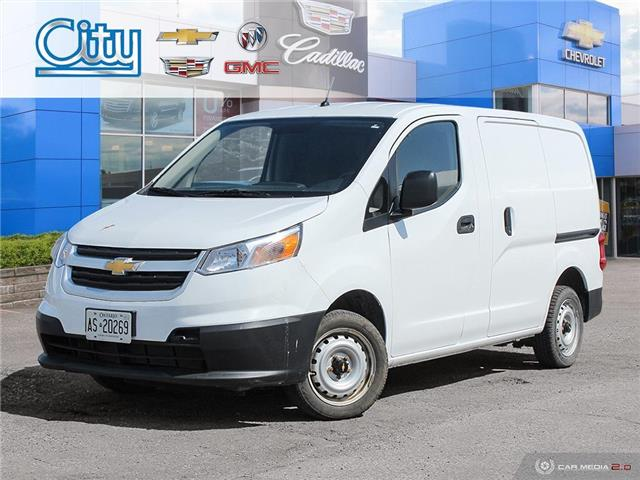 2017 Chevrolet City Express 1LT (Stk: HGL13443) in Toronto - Image 1 of 26