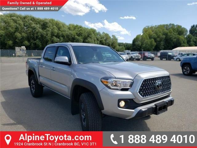 2019 Toyota Tacoma TRD Off Road (Stk: X166025M) in Cranbrook - Image 7 of 24