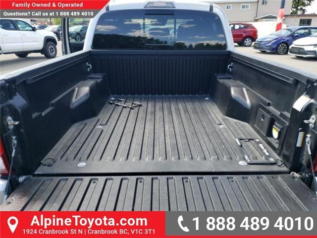 2019 Toyota Tacoma TRD Off Road (Stk: X166025M) in Cranbrook - Image 21 of 24