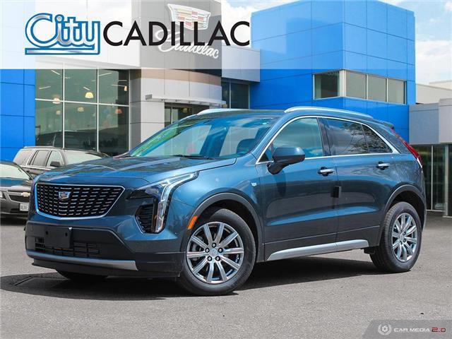 2019 Cadillac XT4 Premium Luxury (Stk: 2903770) in Toronto - Image 1 of 28