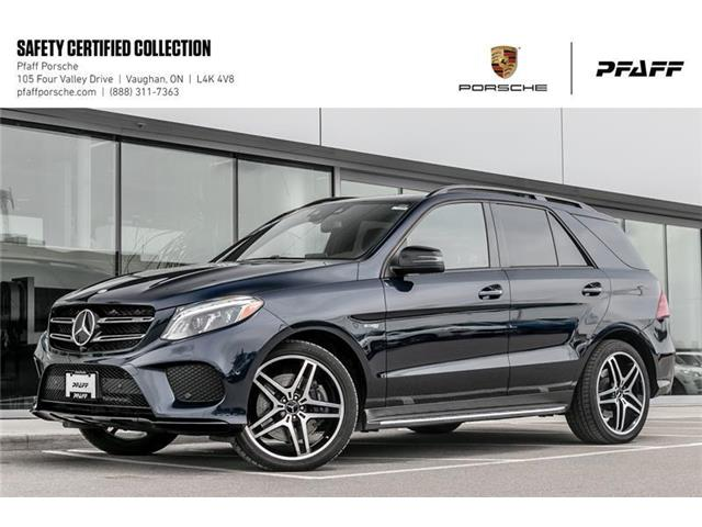 2018 Mercedes-Benz GLE43 AMG 4MATIC SUV (Stk: P14098A) in Vaughan - Image 1 of 22