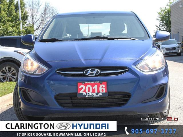2016 Hyundai Accent GL (Stk: U919) in Clarington - Image 2 of 27