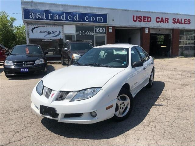 2003 Pontiac Sunfire SL (Stk: 6792RA) in Hamilton - Image 1 of 18