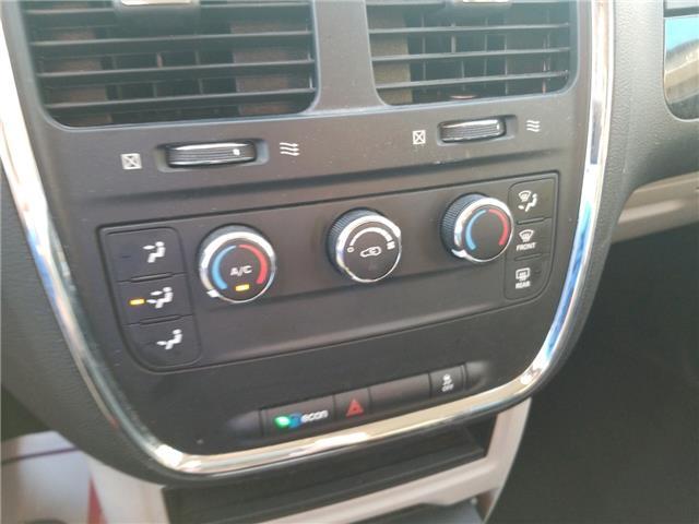 2017 Dodge Grand Caravan CVP/SXT (Stk: 17-550393) in Moncton - Image 13 of 15