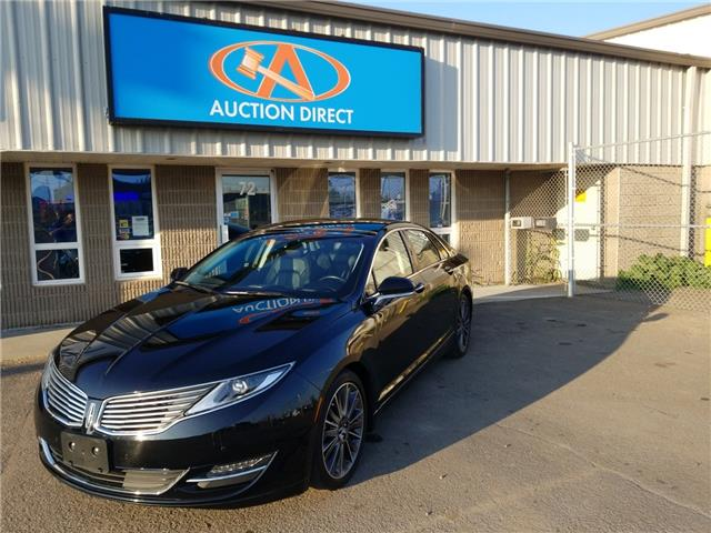 2016 Lincoln MKZ Base (Stk: 16-620002) in Moncton - Image 1 of 20