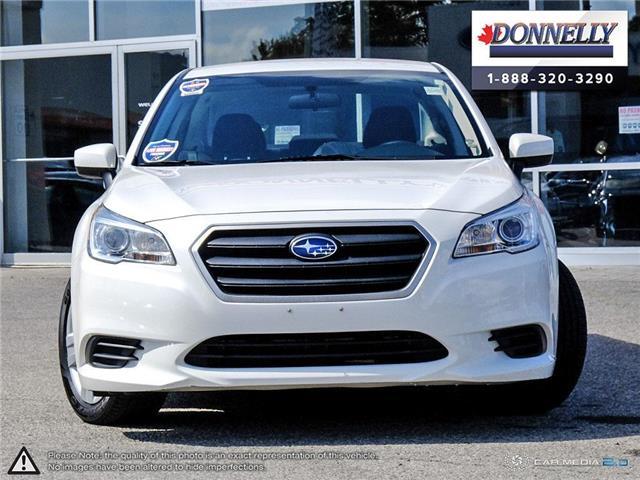 2015 Subaru Legacy 2.5i (Stk: CLDS624B) in Ottawa - Image 2 of 28