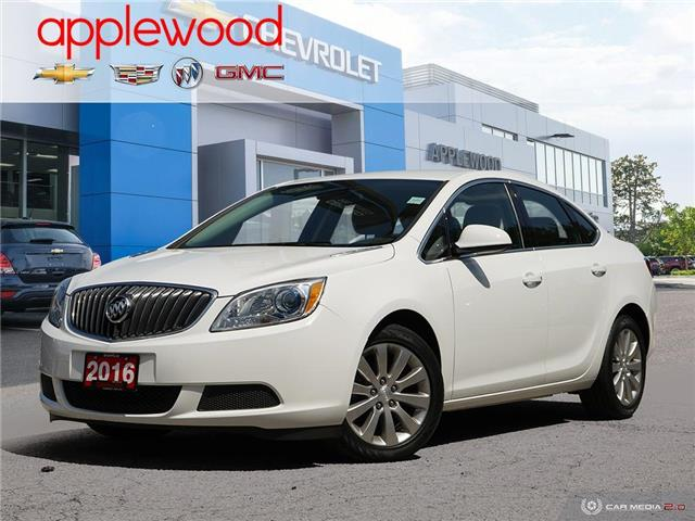 2016 Buick Verano Base (Stk: 6514P1) in Mississauga - Image 1 of 27