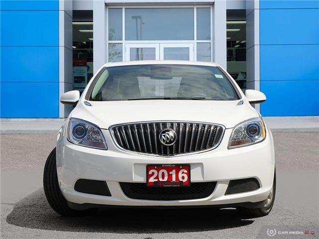2016 Buick Verano Base (Stk: 6514P1) in Mississauga - Image 2 of 27