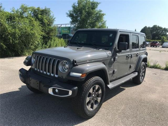 2019 Jeep Wrangler Unlimited Sahara (Stk: W18706) in Newmarket - Image 1 of 21