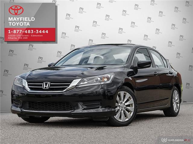 2015 Honda Accord LX at $17991 for sale in Edmonton