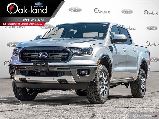 2019 Ford Ranger Lariat (Stk: 9R116) in Oakville - Image 1 of 25