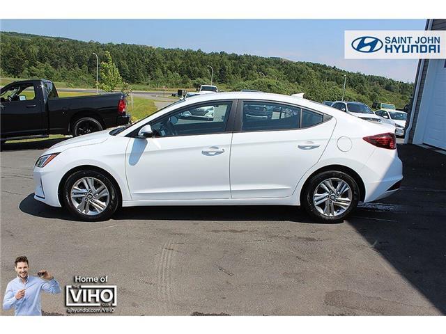 2019 Hyundai Elantra  (Stk: U2246) in Saint John - Image 3 of 18