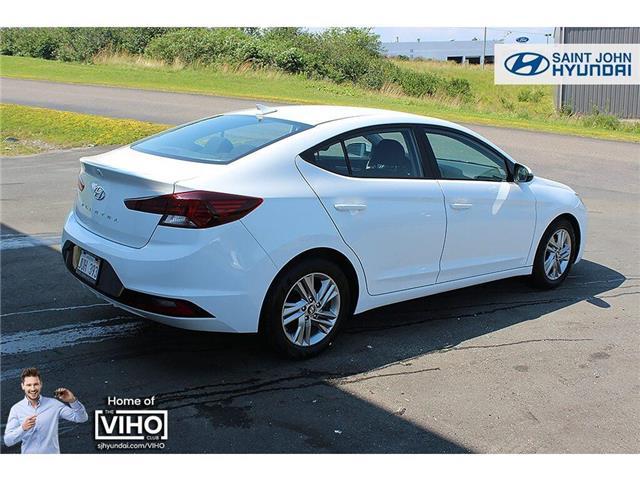 2019 Hyundai Elantra  (Stk: U2246) in Saint John - Image 7 of 18